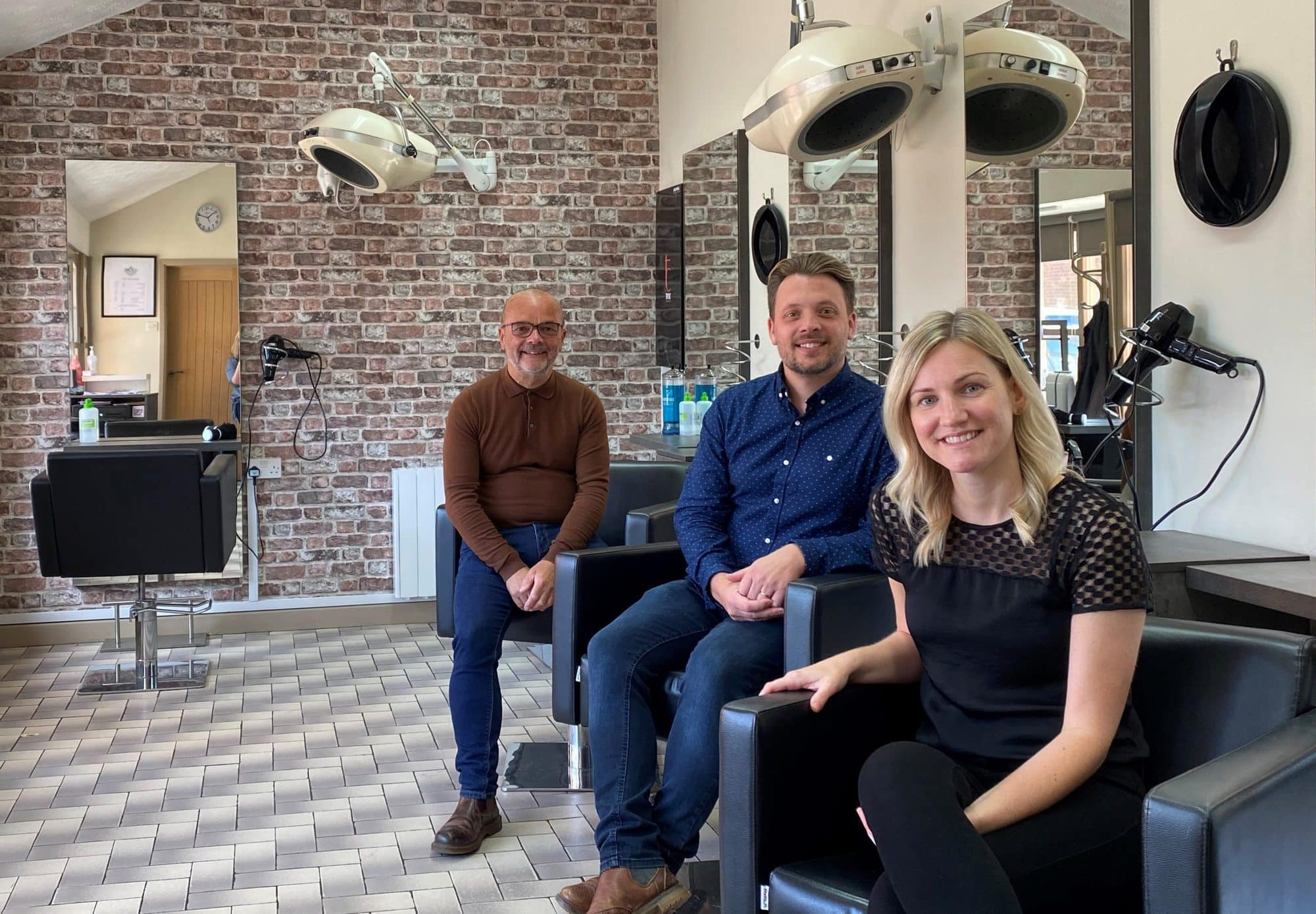 Des Cooper Haircutters