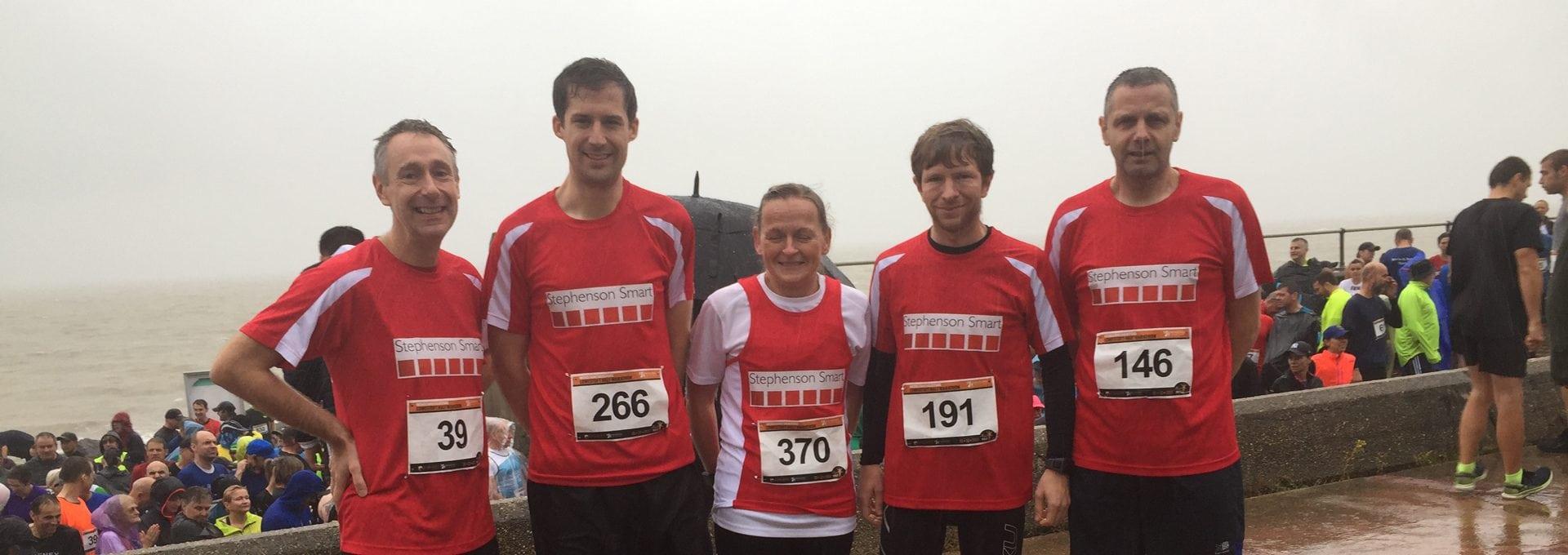 Stephenson Smart: Half Marathon
