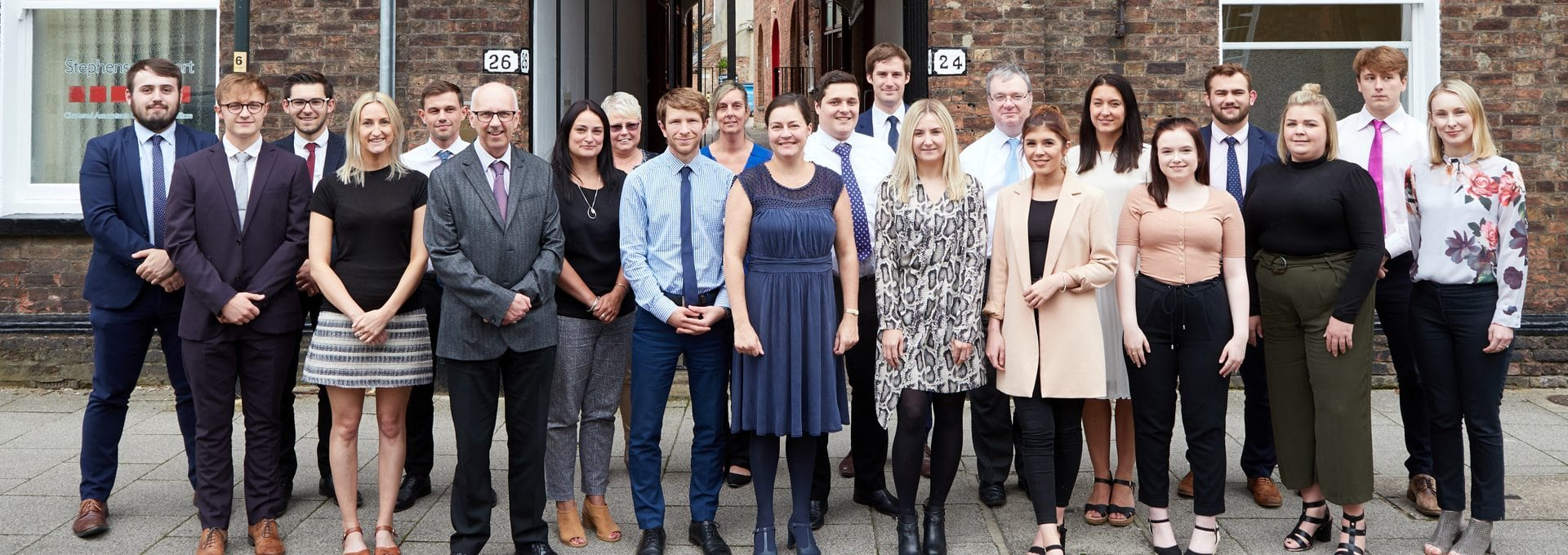 Our King's Lynn team at Stephenson Smart