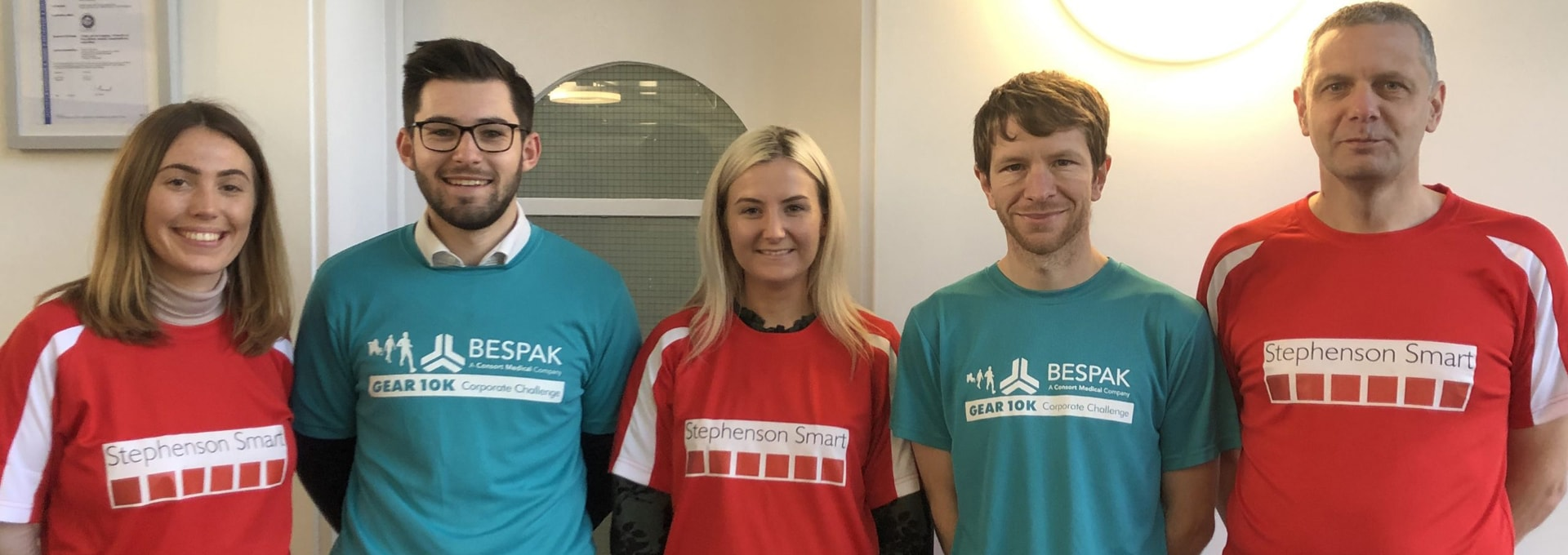 The group of budding athletes from the King's Lynn, Fakenham and Great Yarmouth offices won the Corporate Challenge during last year's GEAR 10K, which takes place in King's Lynn.