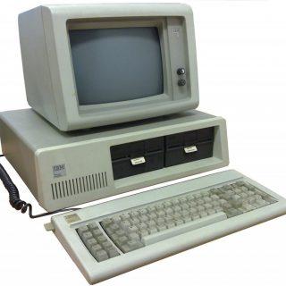 Computer 1980s