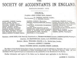 Society of Accountants