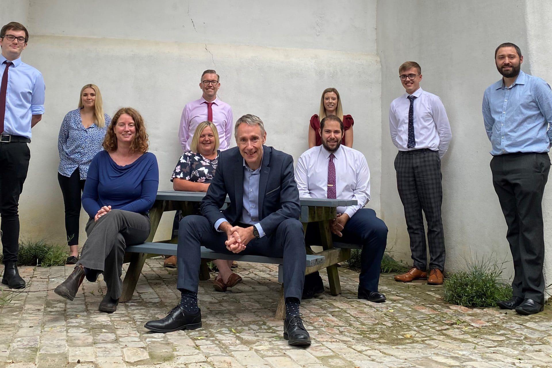 Meet the Team at Stephenson Smart in Fakenham
