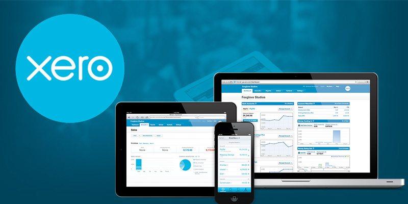 Accounting software - Xero